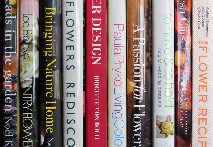 books to inspire growing flowers
