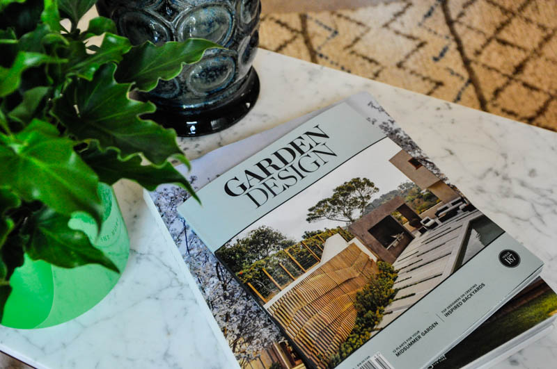 GARDEN DESIGN MAGAZINE IS BACK! Thinking Outside the Boxwood