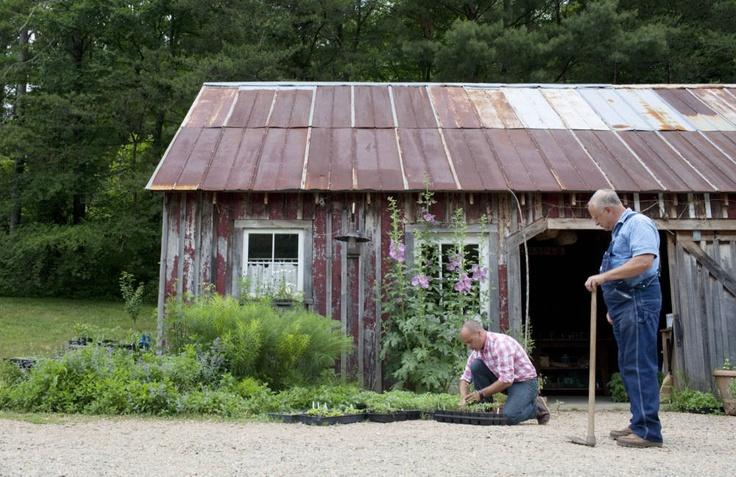 Posh Agritourism-Blackberry Farm- Thinking Outside the Boxwood