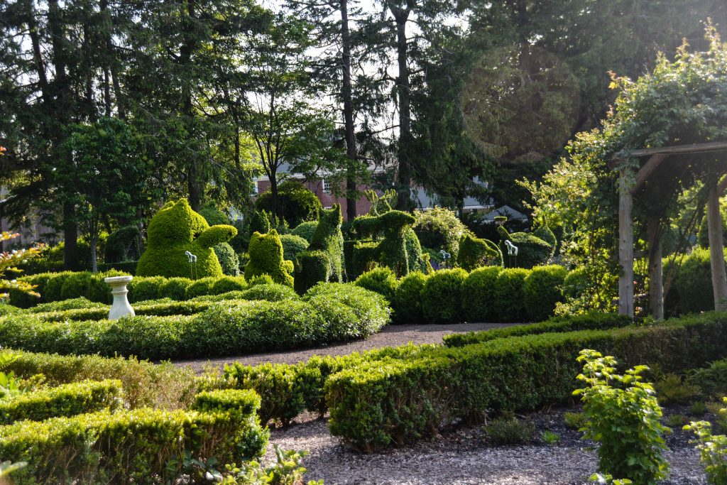 Green Animals - Topiary Garden in Rhode Island - Garden Tour from Thinking Outside the Boxwood