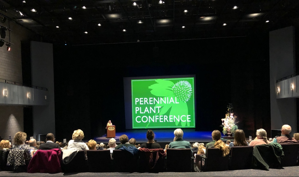 The Perennial Plant Conference 2018 - Thinking Outside the Boxwood