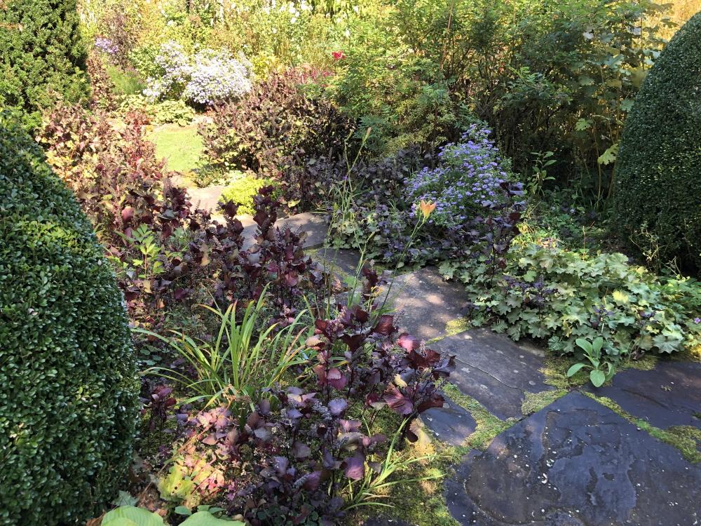 Traveling Garden Designer - Hollister House