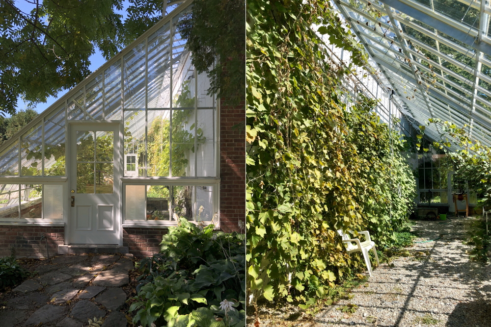 The Park-McCullough House in Bennington, VT. The Traveling Garden Designer Thinking Outside the Boxwood /Nick McCullough