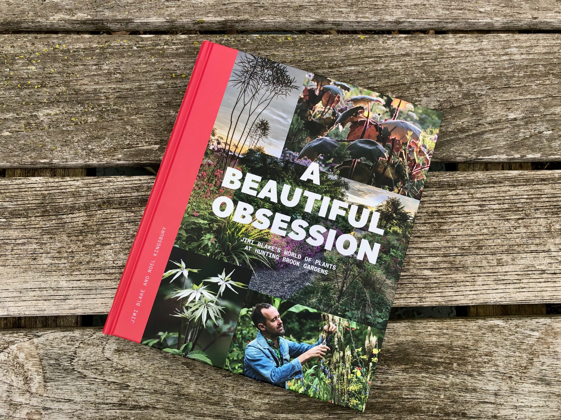 A Beautiful Obsession by Jimi Blake and Noel KingsburySpring Reading Book List - Thinking Outside the Boxwood by Nick McCullough