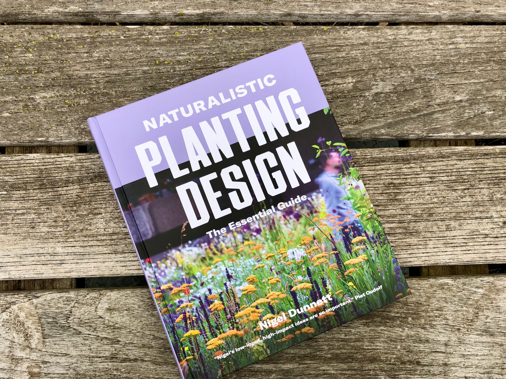 Naturalist Planting Design by Nigel Dunnett Spring Reading Book List - Thinking Outside the Boxwood by Nick McCullough